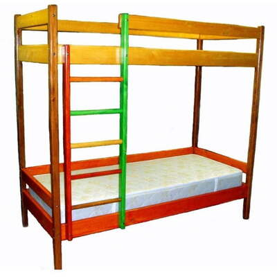 Двох'ярусне ліжко Маринка, фото, ціна