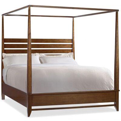 Кровать с балдахином Вестерн, фото, цена