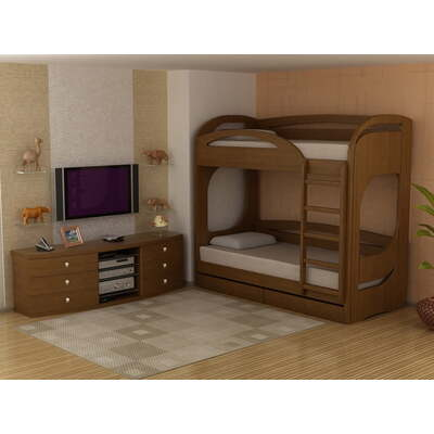 Двухъярусная кровать Шерон-2, фото, цена
