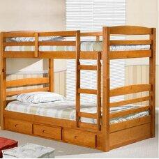 Двухъярусная кровать Базилио-15