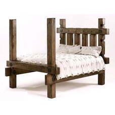 Кровать с балдахином Маша и Медведь