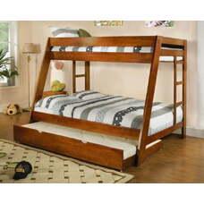 Двухъярусная семейная кровать Немезида