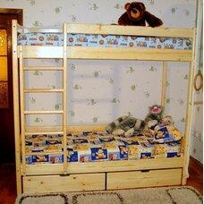Двухъярусная кровать Эван