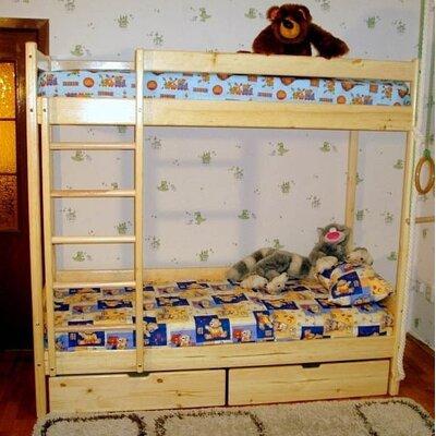 Двухъярусная кровать Эван, фото, цена