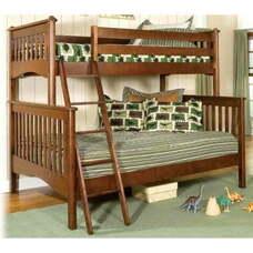 Двухъярусная семейная кровать Джанетта