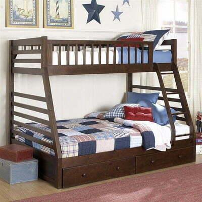 Двухъярусная семейная кровать Монтана-2, фото, цена
