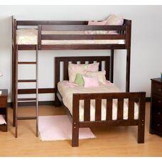 Кровать-чердак Ромашка - 2 в 1