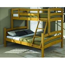 Двухъярусная семейная кровать Детройт