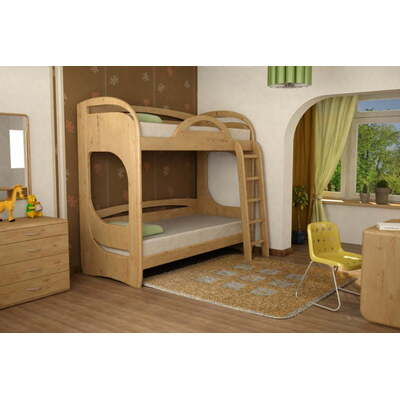 Двухъярусная кровать Шерон, фото, цена