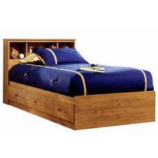 Деревянная кровать Вилли