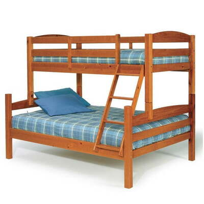 Двухъярусная семейная кровать Эльдорадо-12, фото, цена