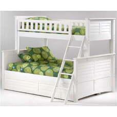 Двухъярусная семейная кровать Монтана