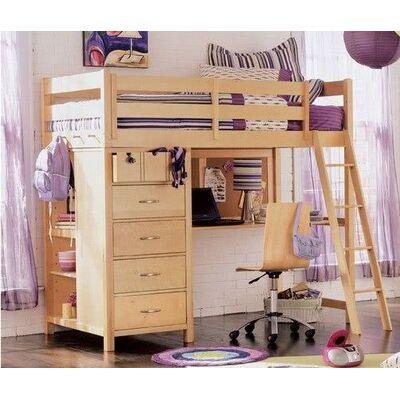Кровать-чердак Гисборн, фото, цена