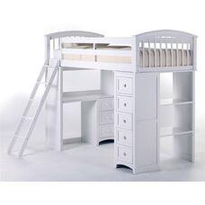 Кровать-чердак Вилнорд