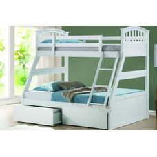 Двухъярусная семейная кровать Слиппер
