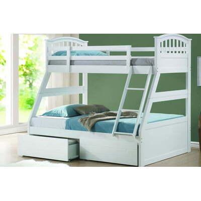Двухъярусная семейная кровать Слиппер, фото, цена