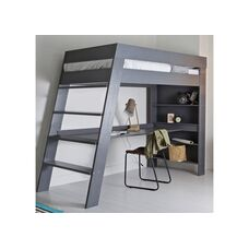 Кровать-чердак Rofuto