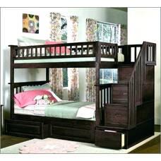 Двухъярусная семейная кровать Shinrin
