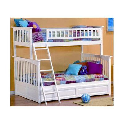 Двухъярусная семейная кровать Буратино, фото, цена